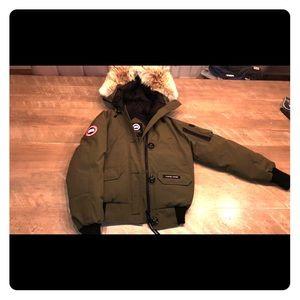 canada goose jacket!!